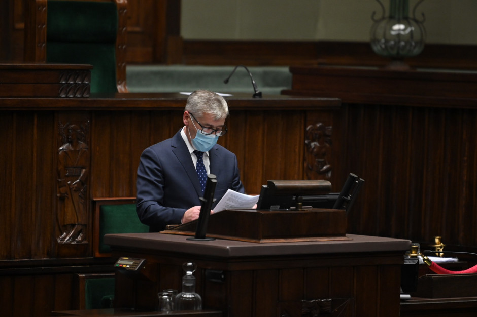 """Sejm: Ustawa """"lokal za grunt"""" wraca do prac komisji"""