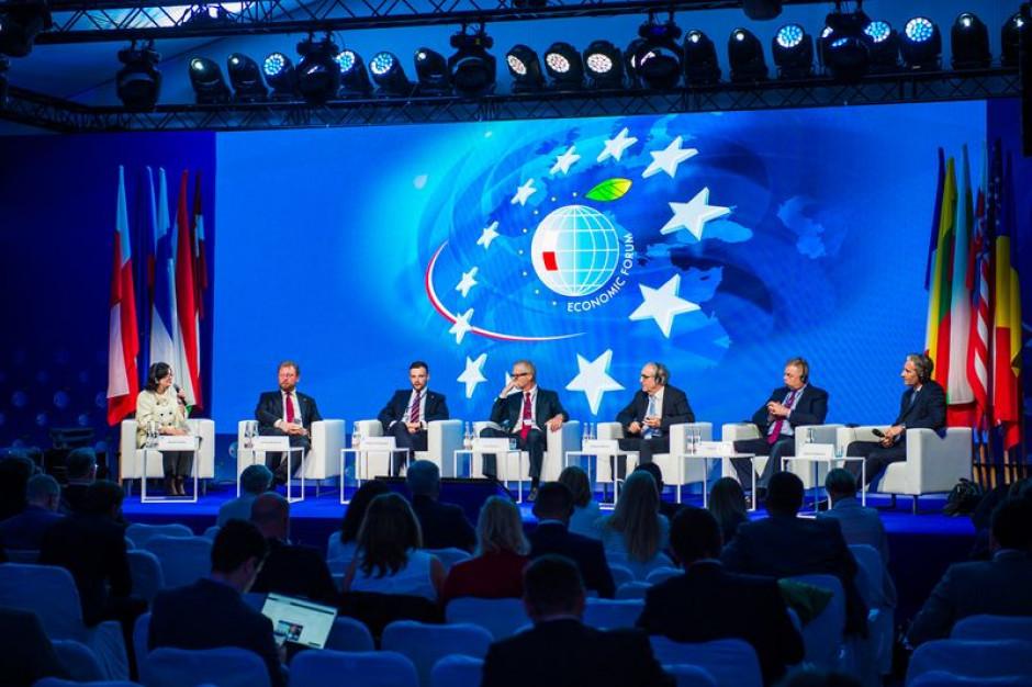 Forum Ekonomiczne na stałe opuszcza Małopolskę