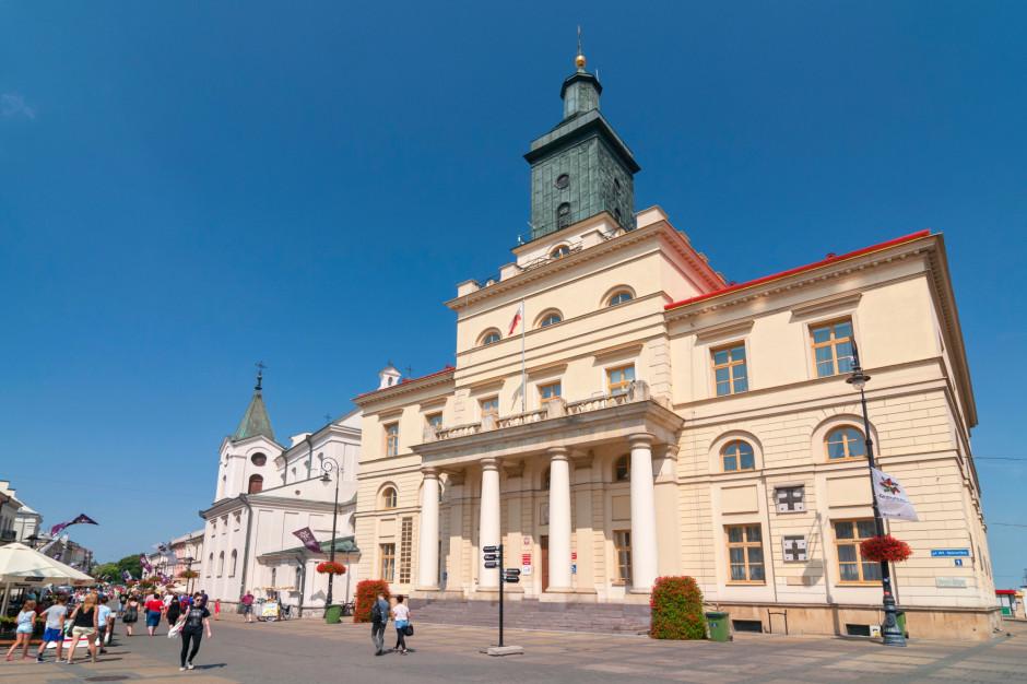 Zespół zarządzania kryzysowego w Lublinie. Największy wskaźnik zakażeń w skali kraju