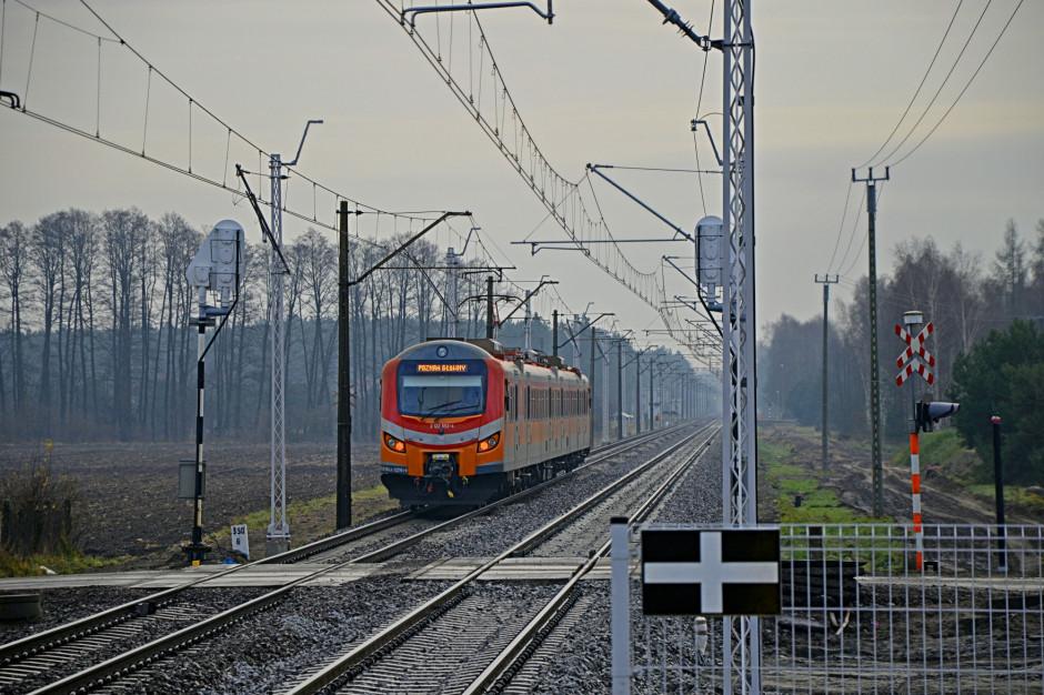 Minister i poseł napisali list do marszałka w sprawie połączeń kolejowych