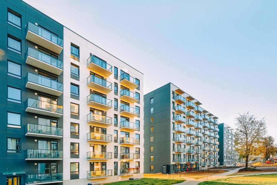 Więcej mieszkań w budowie