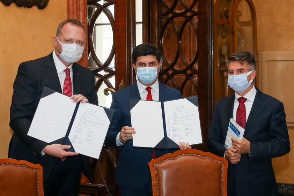 Umowa na największa inwestycję PPP w Polsce podpisana