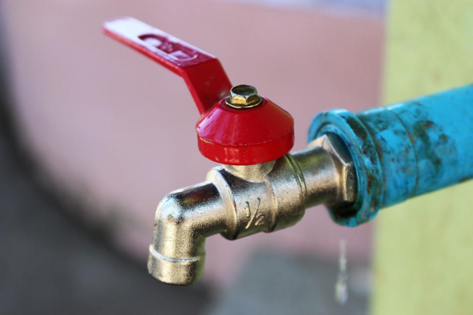 Spółki komunalne wnioskują o podwyżki cen za wodę i ścieki