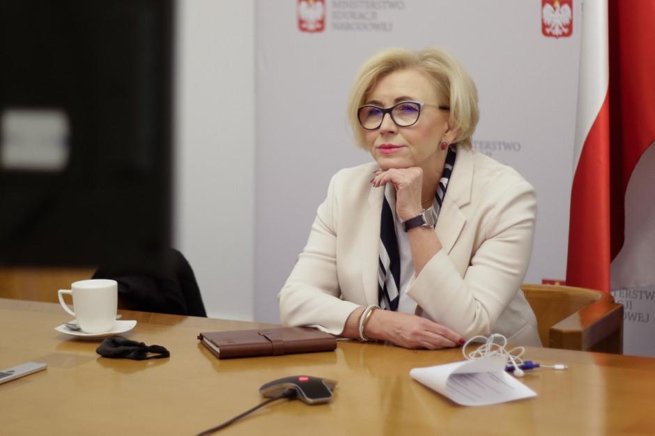 Marzena Machałek: kształcenie praktyczne jest dla nas priorytetem