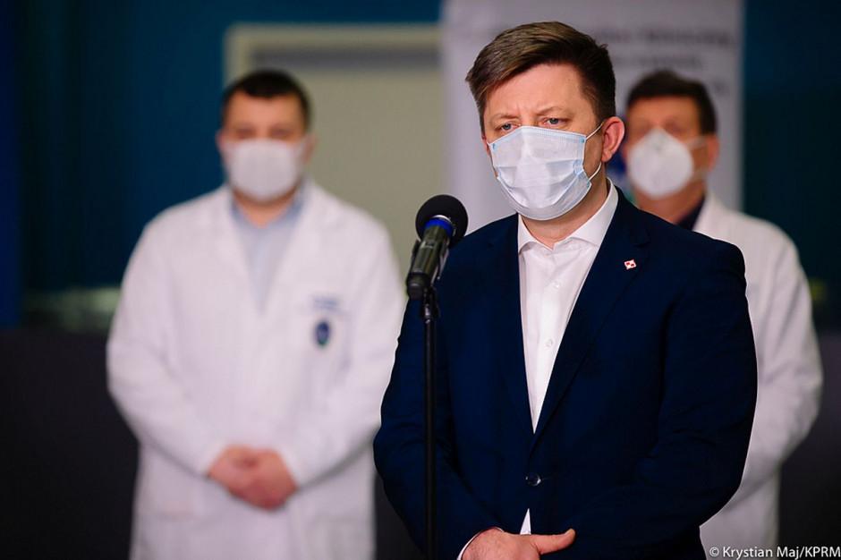 Rząd ogłosi nowe zachęty do szczepienia się przeciw Covid-19