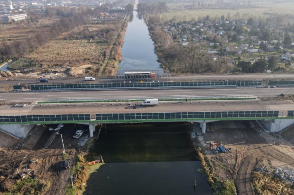Bydgoszcz: Od sylwestra kierowcy będą mogli korzystać z obwodnicy miasta S5