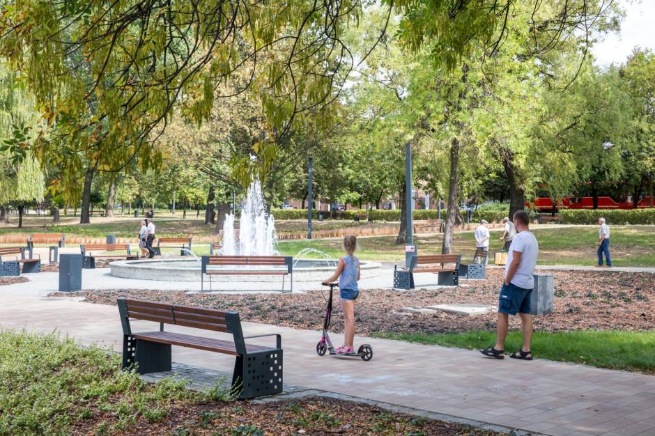 W Katowicach powstanie ogród sensoryczny i zielone przystanki