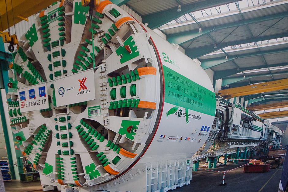 Łódź: Przetarg na projekt tunelu kolei dużych prędkości do CPK