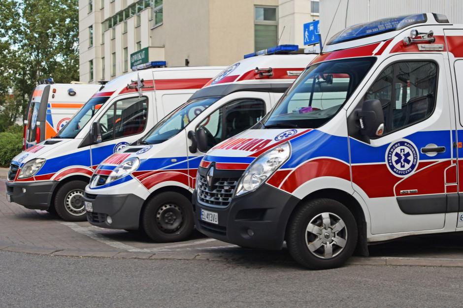 10 nowych ambulansów dla mazowieckich stacji pogotowia