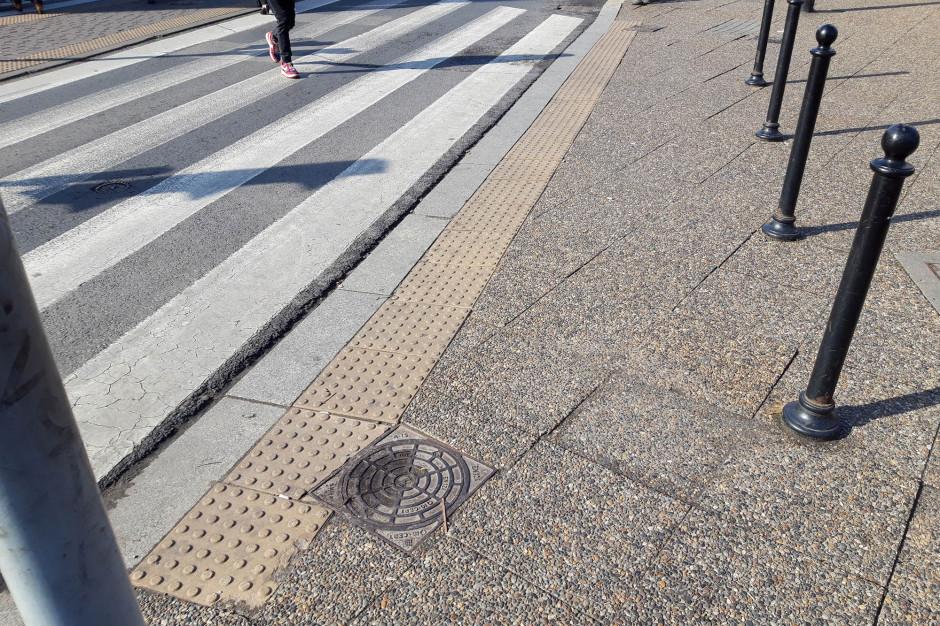 Zmiana przepisów powinna mieć istotny wpływ na mniejszą liczbę zabitych pieszych
