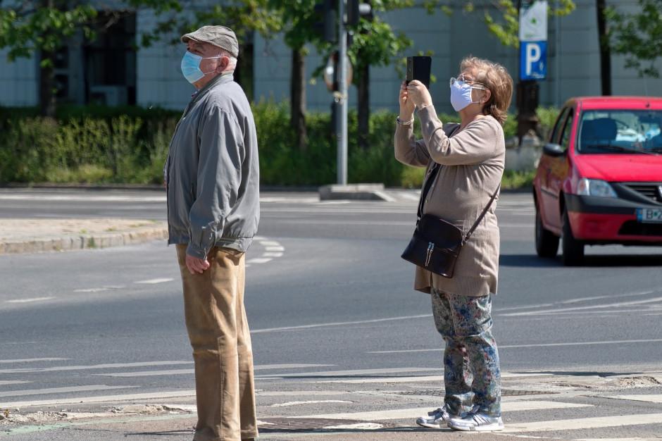 Żory: Pierwsze przejścia dla pieszych wyposażone w czujniki bezpieczeństwa