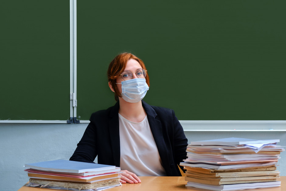 Szczepienia nauczycieli na koronawirusa. Jest wstępny termin