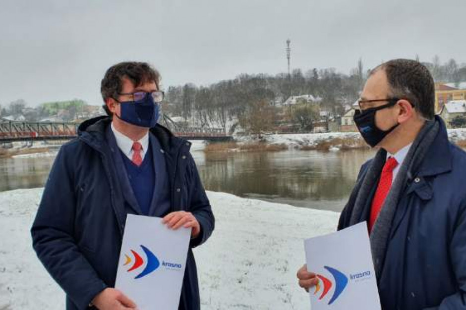 Lubuskie: Dwie duże inwestycje Wód Polskich w Krośnie Odrzańskim