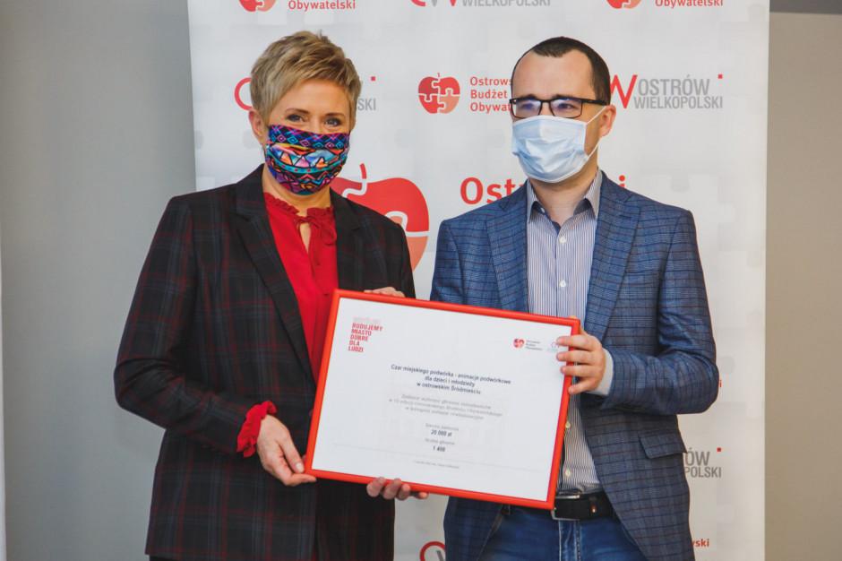 Rewitalizacyjny Budżet Obywatelski w Ostrowie Wielkopolskim: wybrano pięć inwestycji