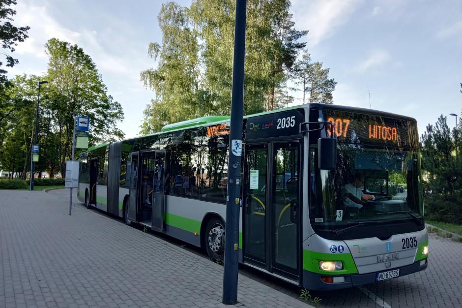 Nowe ceny w komunikacji miejskiej w Olsztynie. Tańsze bilety roczne, droższe jednorazowe