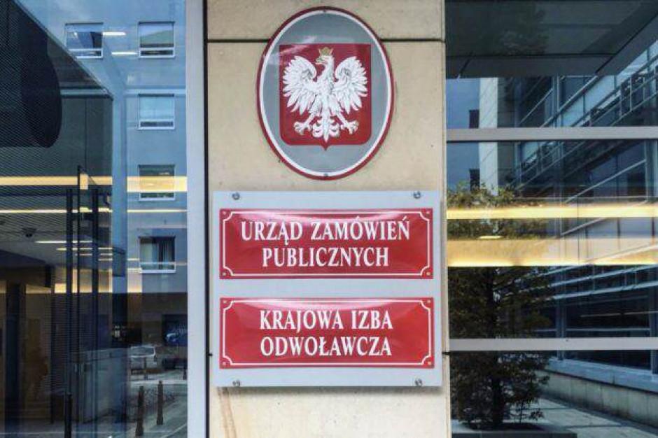 Uzasadnienie KIO do wyroku w sprawie zamówień in house w Zduńskiej Woli