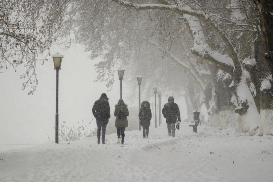 IMGW: Nadchodzi śnieg i mróz. Tak zimno nie było od dwóch lat