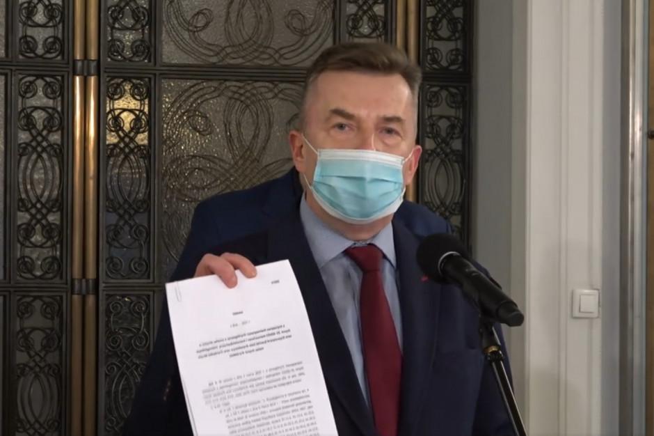 Lewica chce, by rząd objął pomocą wszystkie gminy w Polsce
