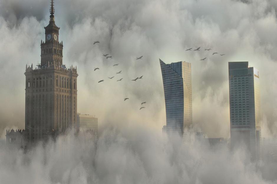 Warszawa: Zła jakość powietrza. IV stopień ostrzeżeń przeciwsmogowych