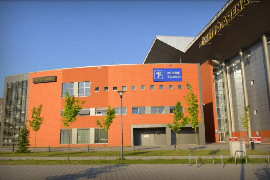 Netto pozostanie sponsorem hali w Szczecinie. Miasto ujawniło, ile na tym zarobi