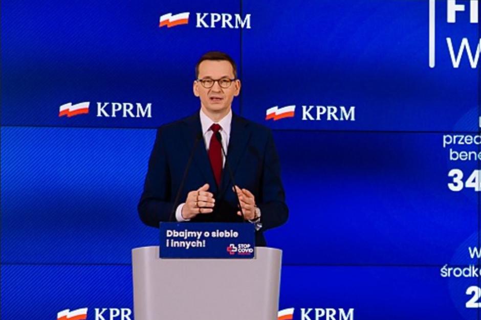 Premier: Jeśli sytuacja się pogorszy trzeba będzie utrzymać obostrzenia