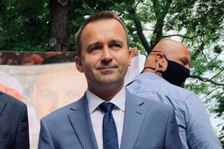 Michał Cieślak: Jest gigantyczny problem z nielegalnymi odpadami