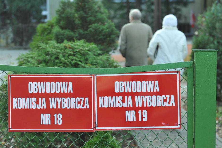 Wybory m.in. w Wejherowie, Ciężkowicach, Lubaniu przesunięte na 11 kwietnia