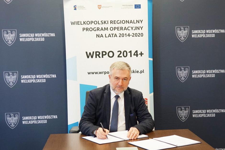 Prawie 160 tys. zł dofinansowania z UE na projekt gminy Czerwonak