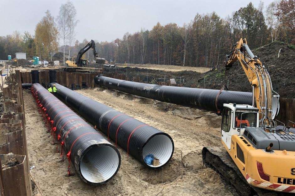 Katowice: Część zaplanowanych zbiorników deszczowych gotowa