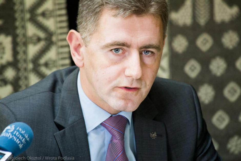 """Maciej Żywno: Ruch Polska 2050 nie urządza """"polowania"""" na radnych"""