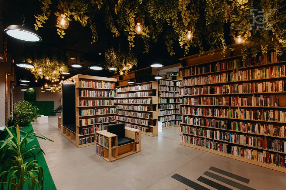 Tak wygląda Bioteka czyli zielona biblioteka