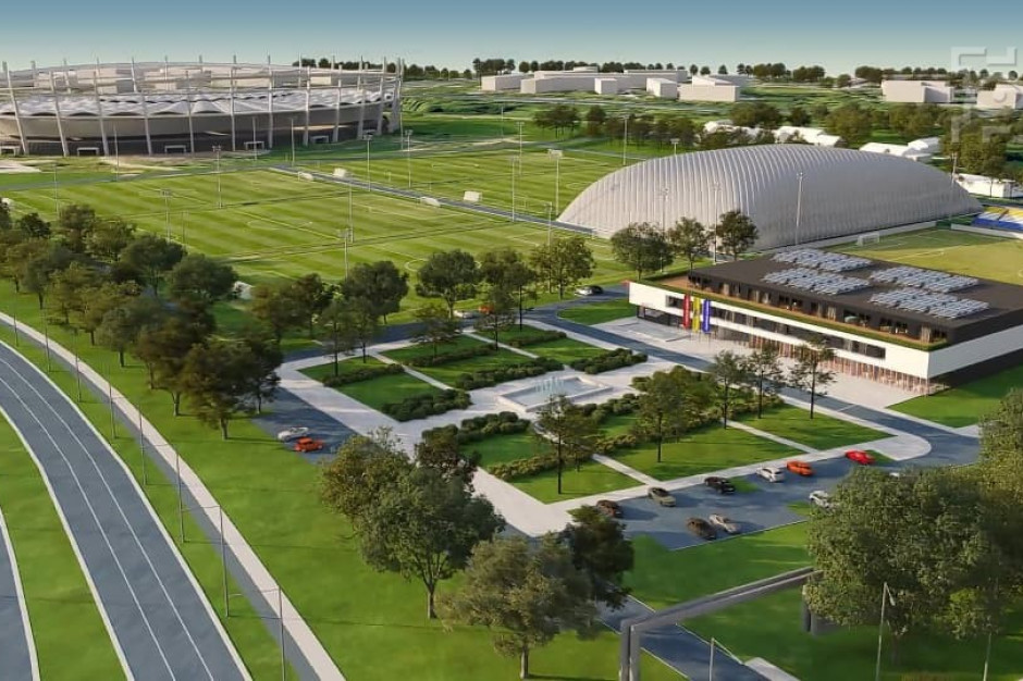 Miliarder zainwestuje w akademię futbolu, miasto daje grunty