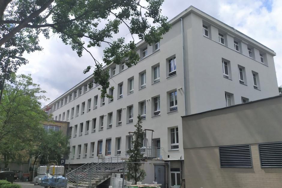 Trwa kompleksowa termomodernizacja Szpitala Uniwersyteckiego w Zielonej Górze