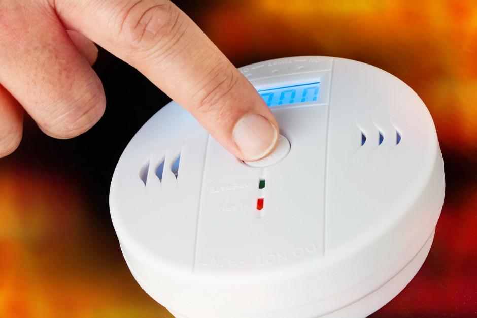 PSP: Strażacy interweniowali kilkanaście razy w związku z tlenkiem węgla