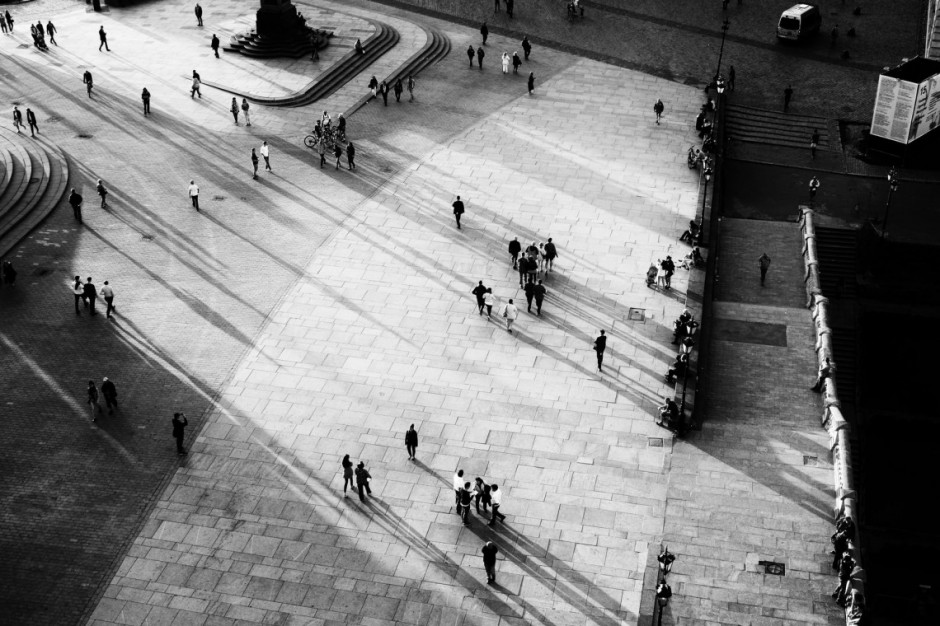 Pandemia zmienia przestrzeń publiczną