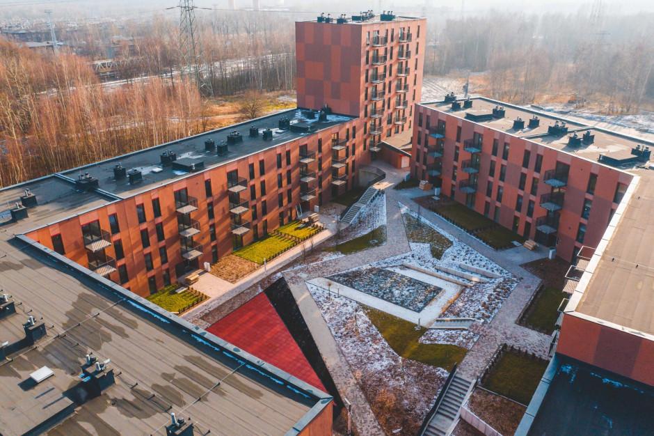 Katowice: Ponad 1,8 tys. chętnych na Mieszkanie Plus na osiedlu Nowy Nikiszowiec