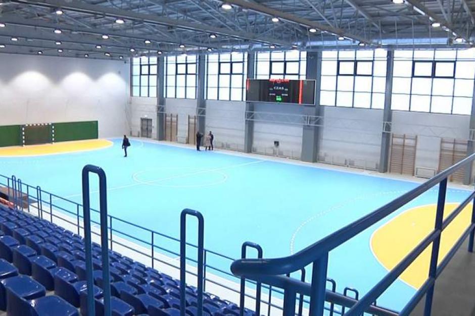 Hala widowiskowo-sportowa w Gliwicach po gruntownym remoncie