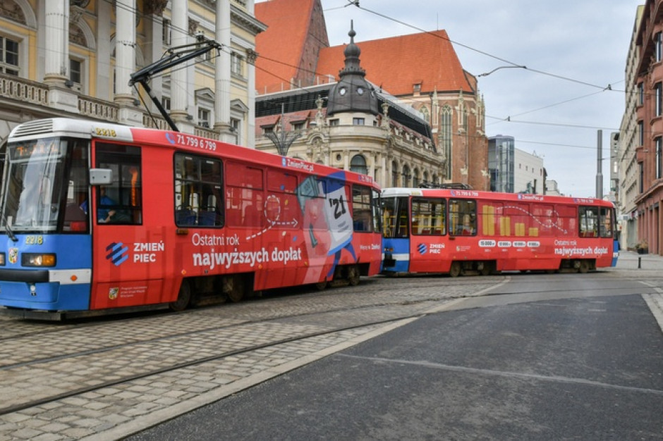 Wrocław: Maksymalne dofinansowanie na wymianę pieca do końca roku
