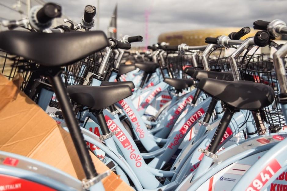 Wiosną powstanie system roweru miejskiego Suwer