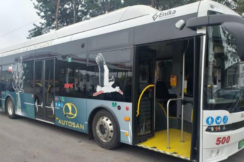 To już pewne: Elektryczne autobusy trafią na stałe do Częstochowy