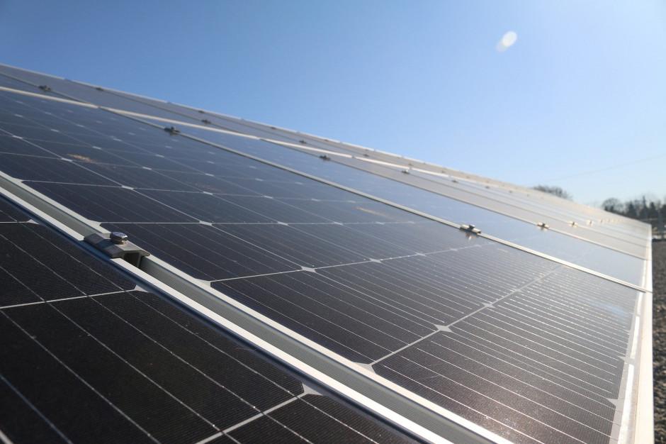 Poznań: Oddano do użytku miejską elektrownię słoneczną