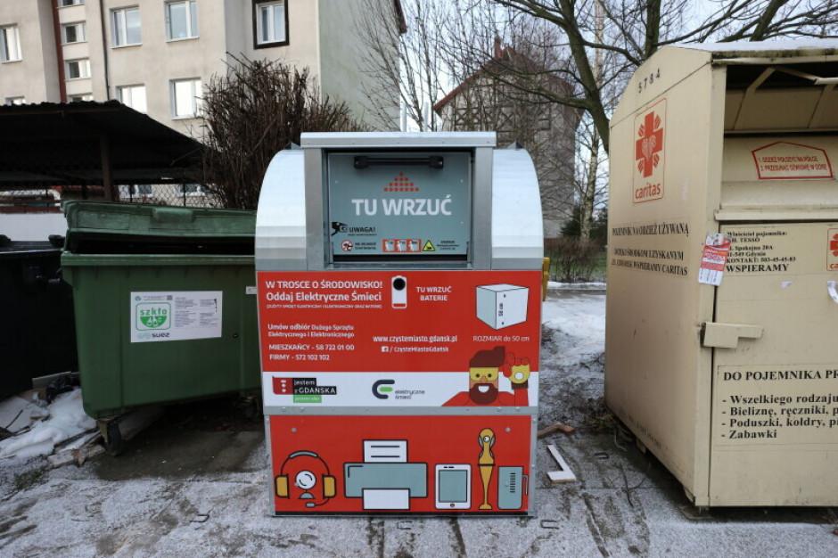 Gdańsk zapowiada, że w tym roku osiągnie 50 procent recyklingu