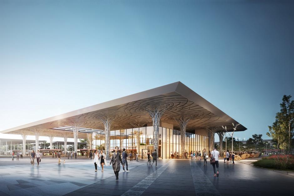 Lublin buduje Dworzec Metropolitarny za ponad 230 mln zł