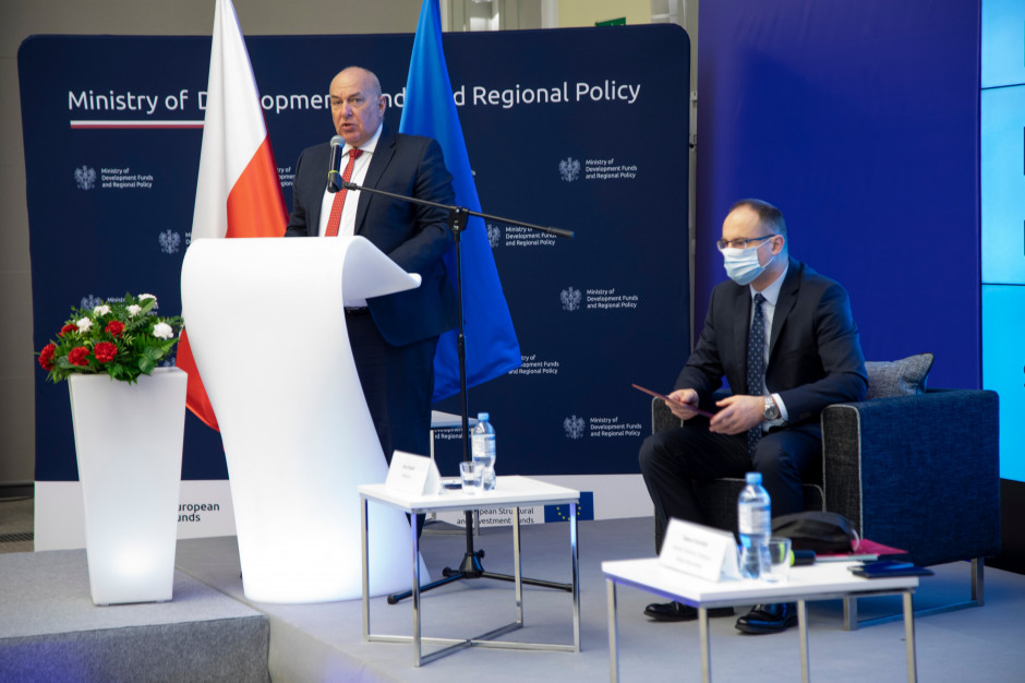 Wielkopolskie: Trwają konsultacje ws. środków z UE na lata 2021-2027