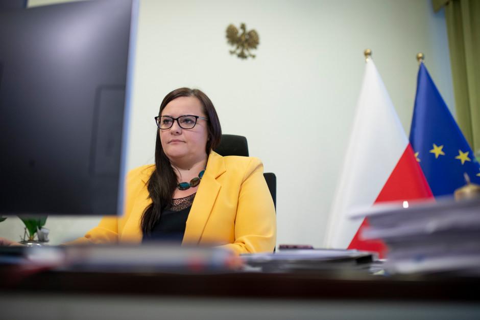 Jarosińska-Jedynak: Fundusze unijne będą bodźcem rozwoju Lubelszczyzny