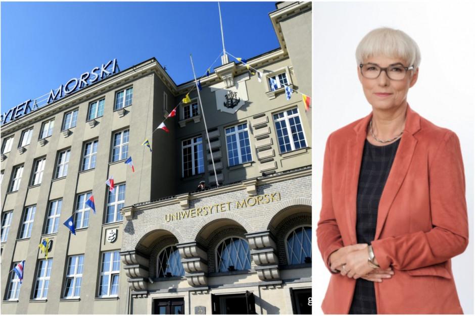 Przewodnicząca Rady Miasta Gdyni z nową funkcją