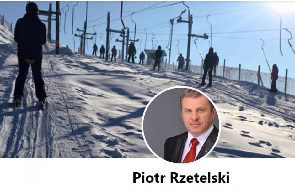 2,5 tys. osób zadeklarowało pomoc radnemu, który otworzył ośrodek narciarski mimo zakazu