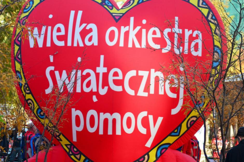 Sosnowiec ma Rondo Wielkiej Orkiestry Świątecznej Pomocy