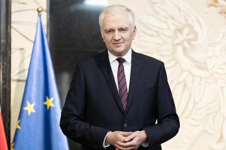 Gowin: W Nowym Ładzie znajdą się instrumenty wspierające polską gospodarkę
