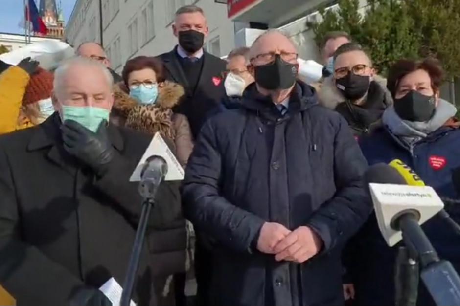 """Koalicja """"Tak dla Warmii i Mazur"""" domaga się większych pieniędzy dla regionu"""